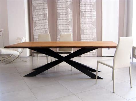 mastro arredamenti foto cattelan italia tavolo spyder di mastro arredamenti