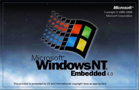 microsoft windows nt embedded  evaluation version