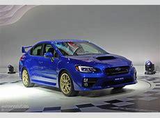2015 Subaru WRX and STI – US Pricing Announced autoevolution