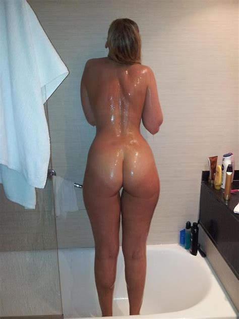 My Sexy Wife In The Shower Homemade Nude Pictures Big