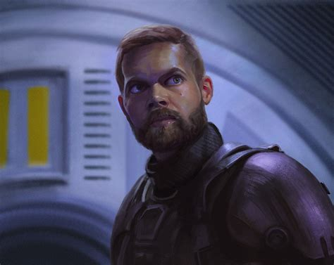 We will also look at who is will amos, how he become famous, will amos's girlfriend, who is will amos. I painted Amos : TheExpanse