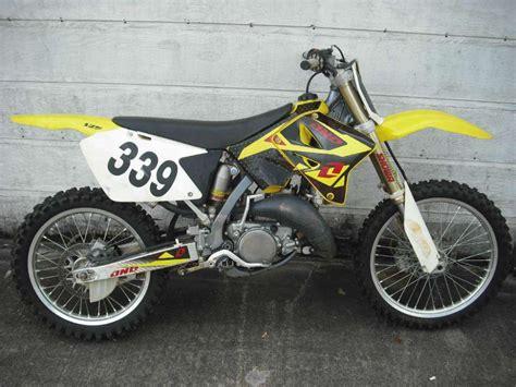suzuki motocross bikes for sale 1993 suzuki rm125 dirt bike for sale on 2040 motos