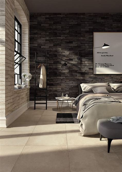 8 best images about bedrooms with tiled walls or floors on