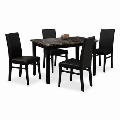 Dining Chairs Table Furniture Shadow Value Sets