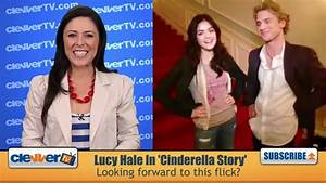 Lucy Hale Talks Co-Star Freddie Stroma In 'A Cinderella ...