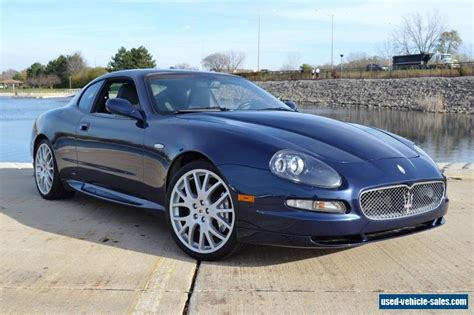 Maserati 2 Door Coupe by 2005 Maserati Other For Sale In The United States