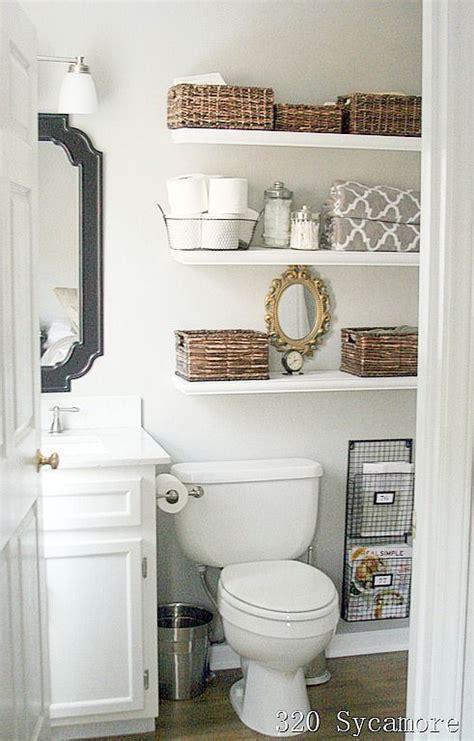 storage for small bathroom ideas 11 fantastic small bathroom organizing ideas toilets