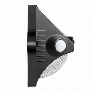 Lampe Exterieur Detecteur De Mouvement : led lampe solaire lumi re d tecteur de mouvement etanche ~ Dallasstarsshop.com Idées de Décoration