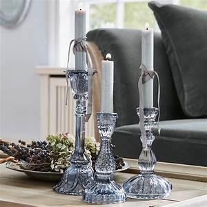 Kerzenständer 3er Set : kerzenst nder 3er set r jane loberon ~ Watch28wear.com Haus und Dekorationen