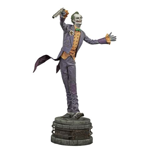 Sideshow Collectibles DC Comics Batman Arkham Asylum Joker ...