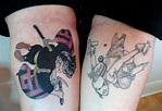 Djuqy Gun's: tattoo assassins