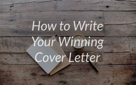 How To Write A Winning Cover Letter by Inforati Philippines Elevating Careers One Resume At A Time