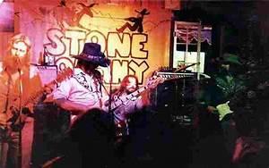 Stone Johnny Mtn  Band