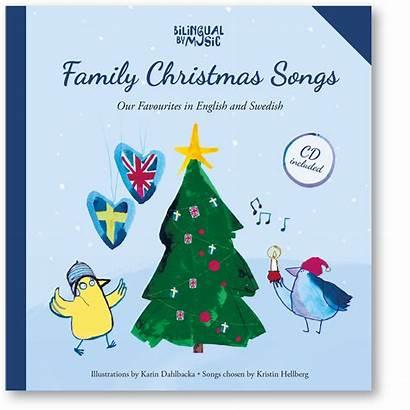 Songs Christmas Swedish English Favourites Children