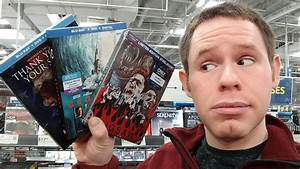 Blu-ray / Dvd Tuesday 1/23/2018 Out and About Video - YouTube