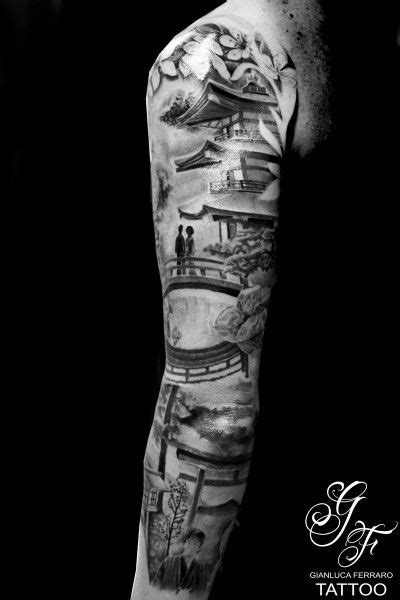 tatuaggio avambraccio bianco  nero braccio disegni