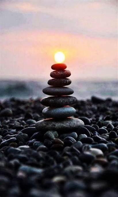 Zen Stones Phone Smart Smartphone Lock Wallpapers
