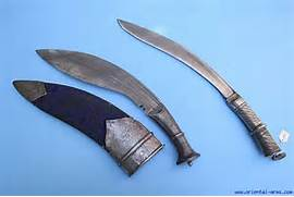 Apache Tribe Weapons