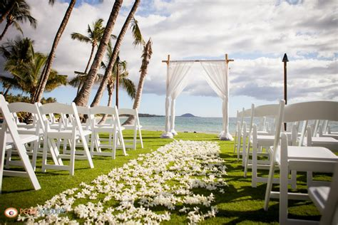 Maui Weddings And Receptions At Five Palms
