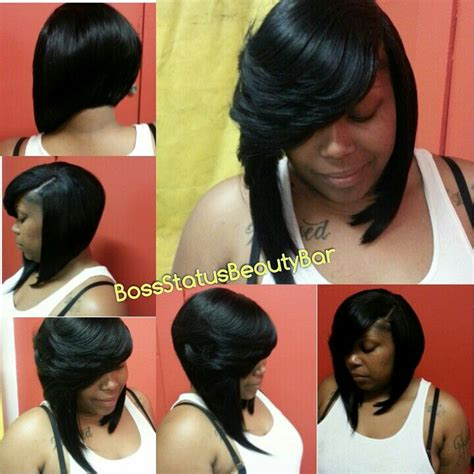 adore the weave bob for first timers get a damn good