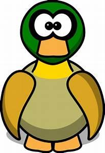 Duck Cartoon Clip Art at Clker.com - vector clip art ...