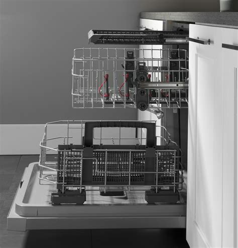 gdfpgmww ge  dishwasher  rack bottle jets  db white