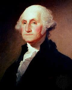 george washington president  united states