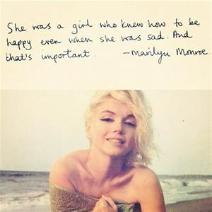 quotes, sayings, marilyn monroe, beautiful, woman, about ...