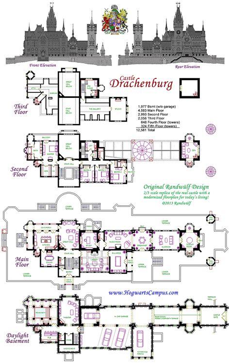 chateau floor plans drachenburg castle floor plans castles