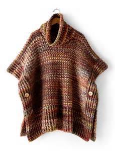 Pinterest Free Crochet Poncho Patterns