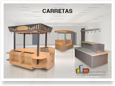 manufacturera de vitrinas mostradores carretas kioscos