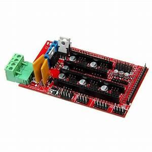 Geeetech New Ramps 1 4 Shield Reprap Arduino Mega Pololu