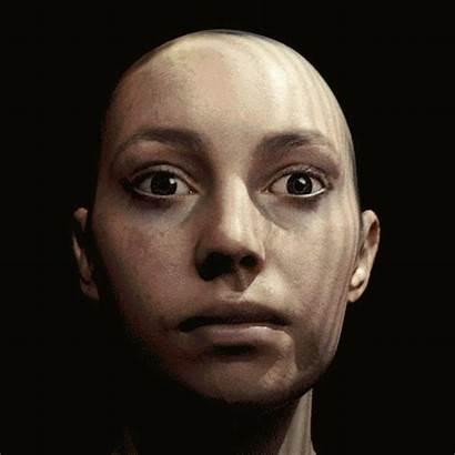 Face Adam Pizurny Manipulation Human Faces 3d