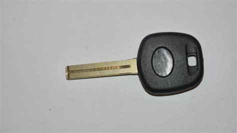 Toyota 4c Transponder Key With 48 Blade