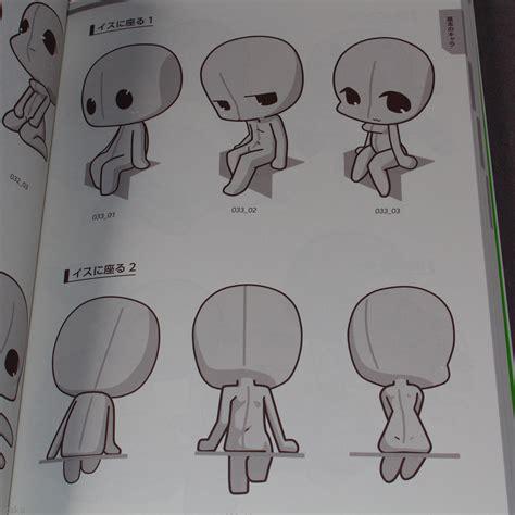 anime chibi pose how to draw sd deformed chibi pose chibi