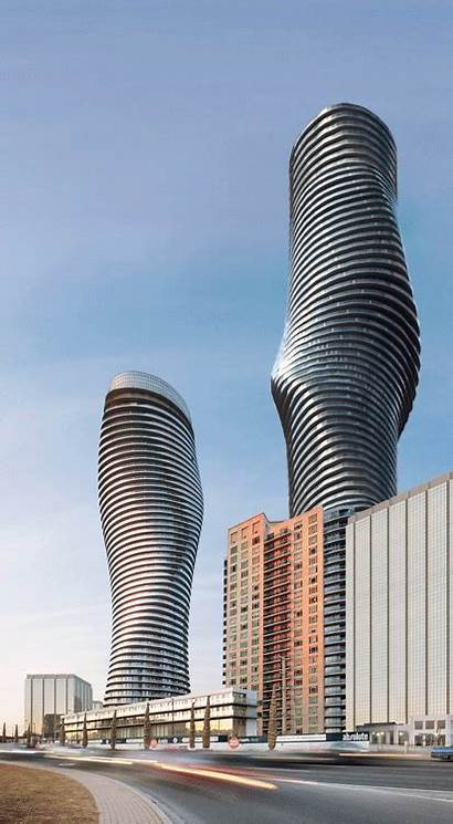 Architecture Animated Transforming Buildings Stampa Axel Surreal