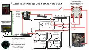 Blue Sea Add A Battery Wiring Diagram Webtor Me For