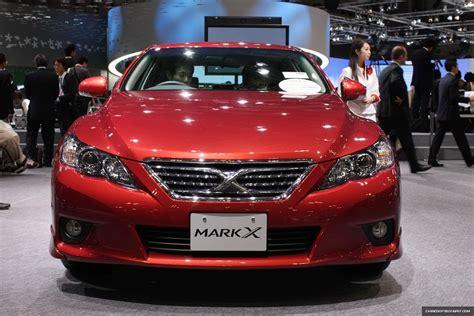 tokyo  redesigned toyota mark  rwd sports sedan