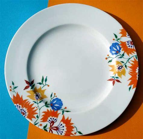 peinture sur porcelaine de la table virginie dujardin