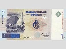 Congolese Franc CDF Definition MyPivots