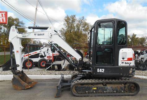 bobcat  mini excavator specs price review video images
