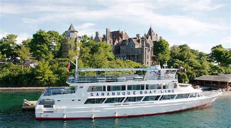 Thousand Island Boat Cruise by Thousand Islands Cruise Gananoque Ontario