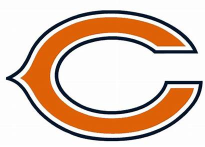 Chicago Bears Clipart Logos Cliparts Team Nfl