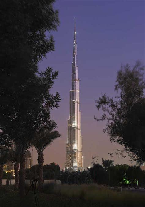 The Tallest Building Burj Khalifa Dubai