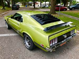 1970 Ford Mustang Boss 302 Tribute Car Has The Style Without The Cost