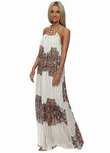 My Story Paris - Boho Maxi Dress