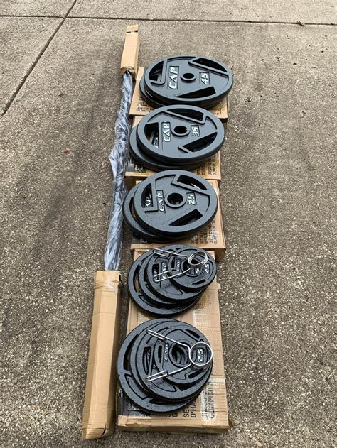 barbell weights  sale facebook marketplace