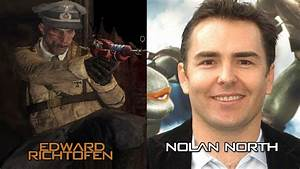 Characters and Voice Actors - Call of Duty: Black Ops II ...