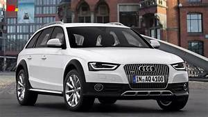 Audi A4 2012 : audi a4 allroad facelift 2012 youtube ~ Medecine-chirurgie-esthetiques.com Avis de Voitures
