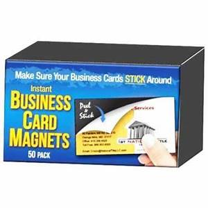 Business card magnets cheap new business card magnet for Cheap business card magnets